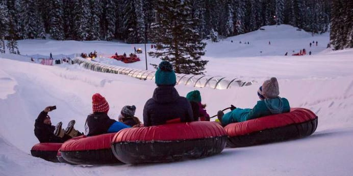 Snowmass Tubing Hill Aspen Colorado