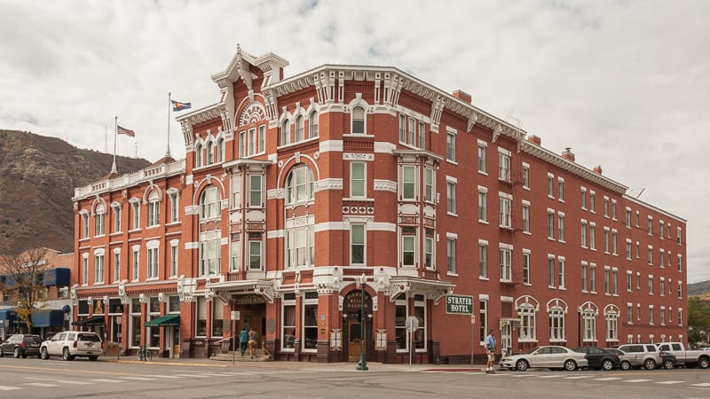 Hotel Strater Durango Colorado