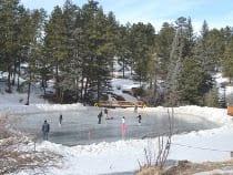 YMCA Rockies Ice Skating Estes Park