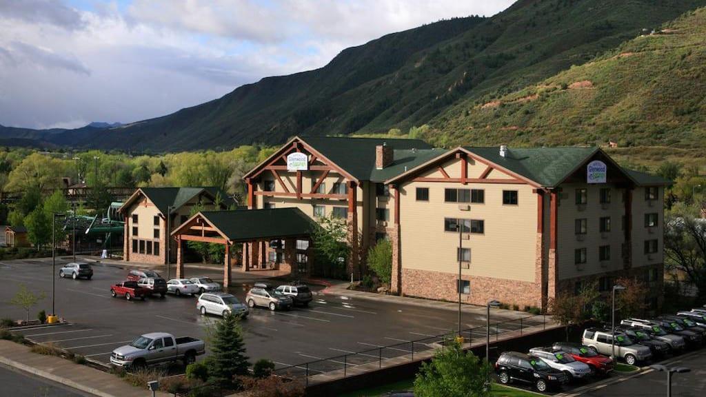 Hotel Glenwood Springs Glenwood Springs