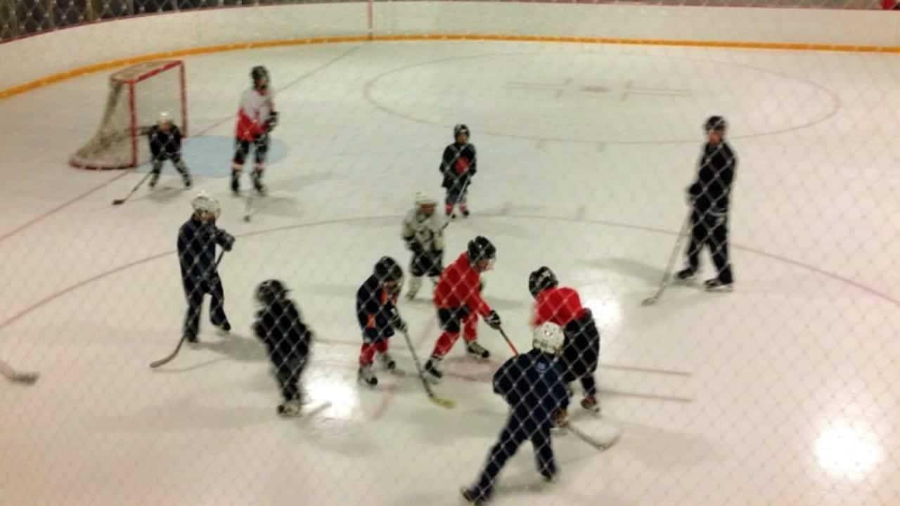 Big Bear Ice Arena Hockey Denver
