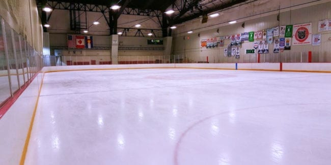 Big Bear Ice Arena Denver Colorado