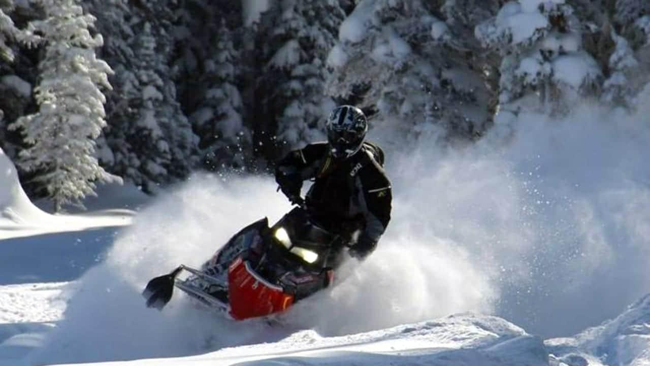 Colorado Adventure Rentals Snowmobiling