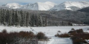Cross Country Skiing in Grand County: A Vigorous Exercise in Serenity