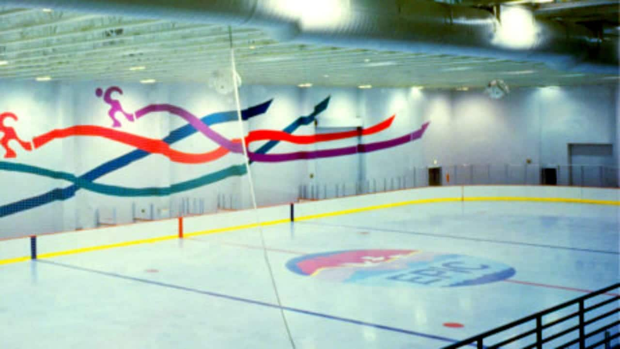 Edora Pool Ice Center