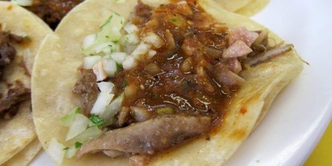 El Taco De Mexico Buch Taco Sauve