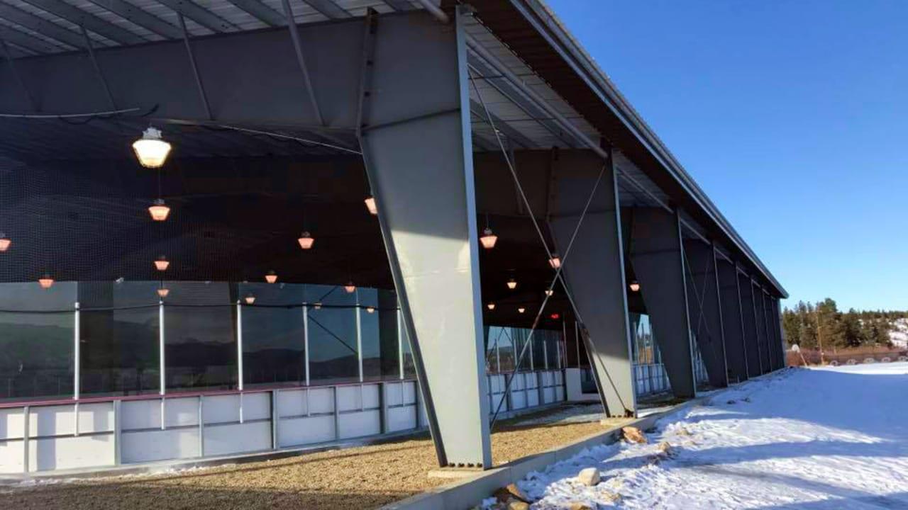 Fraser Valley Sports Complex Ice Rink
