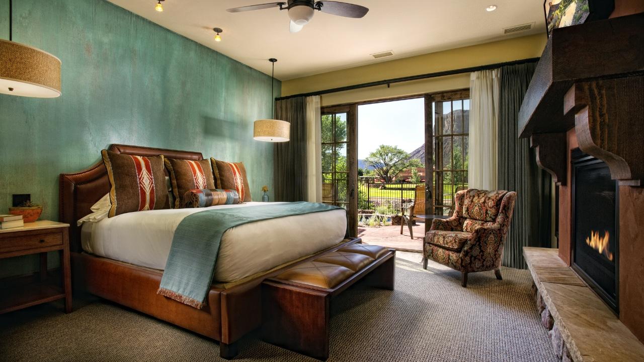 Gateway Canyons Resort Spa Room
