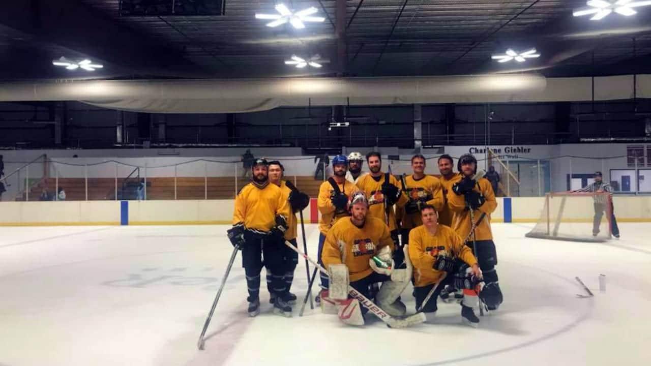 Glacier Ice Arena Hockey Team Grand Junction