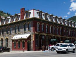 Grand Imperial Hotel Silverton Colorado