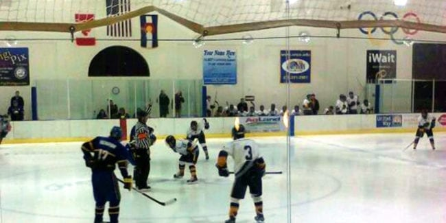 Greeley Ice Haus Hockey Colorado