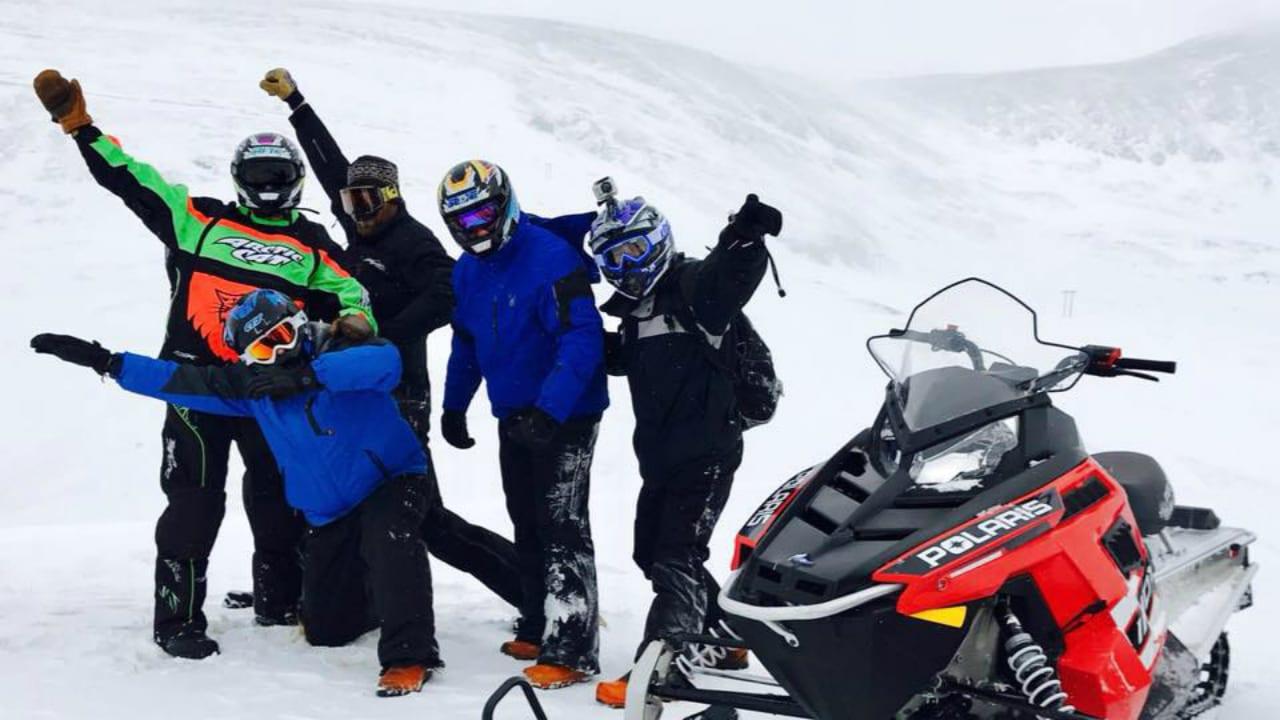 Good Times Snowmobile Tours Breckenridge Co