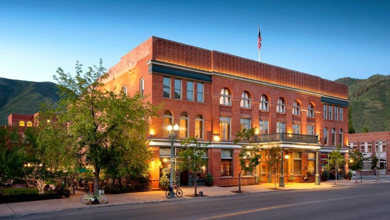 Hotel Jerome Auberge Resort Aspen Colorado