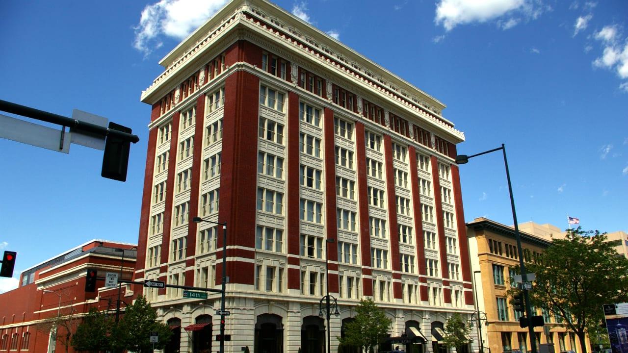Hotel Teatro Denver Colorado