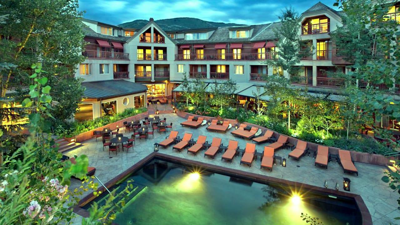 Little Nell Hotel Aspen Colorado