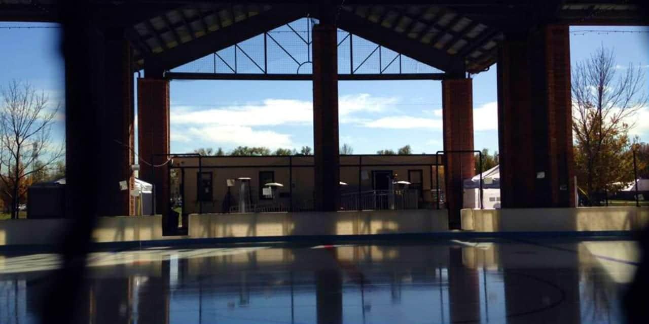 Longmont Ice Pavilion Colorado