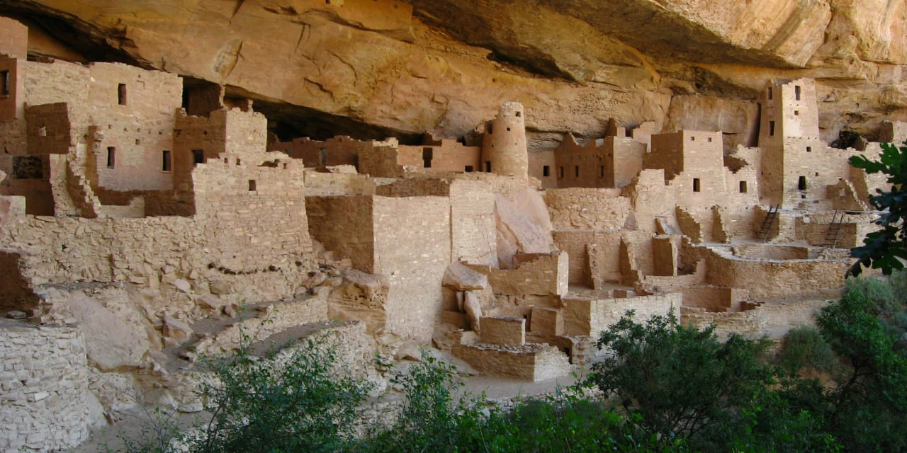 Mesa Verde National Park Cliff Palace