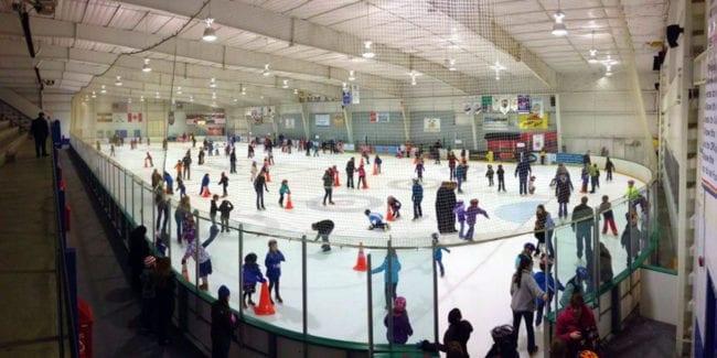 NoCo Ice Center Fort Collins Colorado