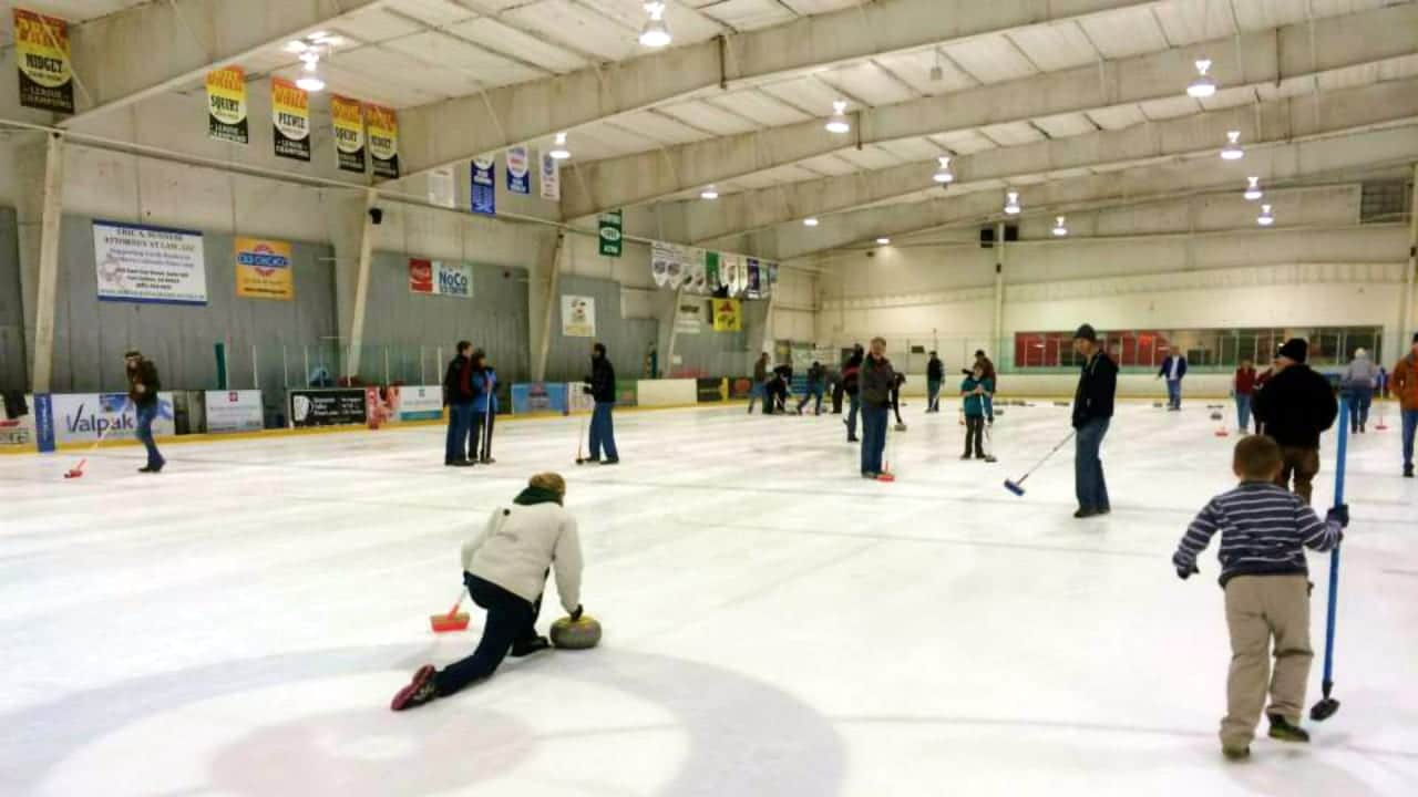 NoCo Ice Center Broomball Fort Collins