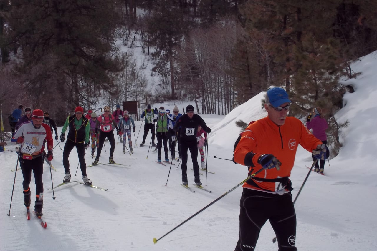 Pagosa Springs Nordic Cross Country Ski Race