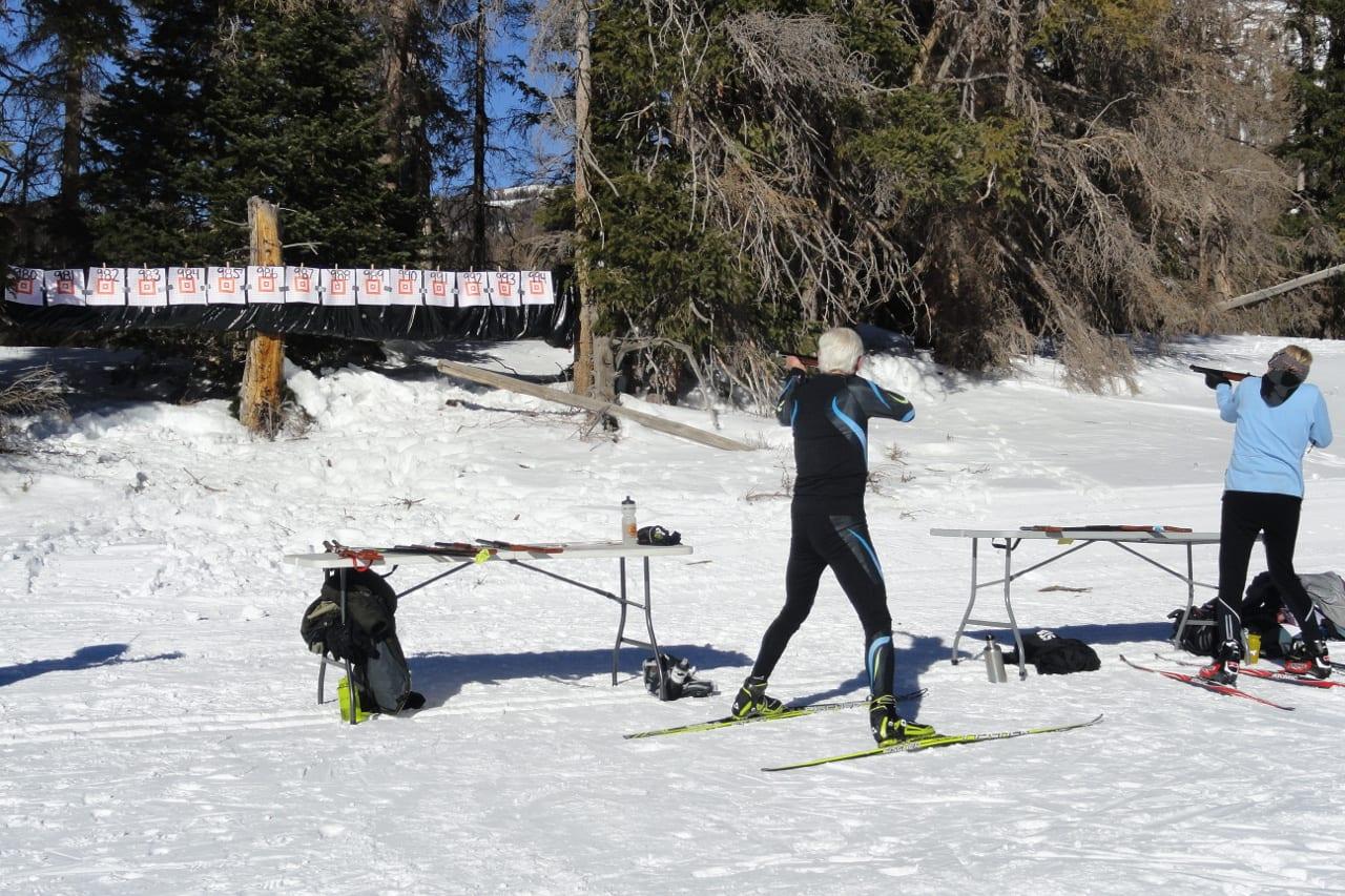 Pagosa Springs Nordic Club Biathlon