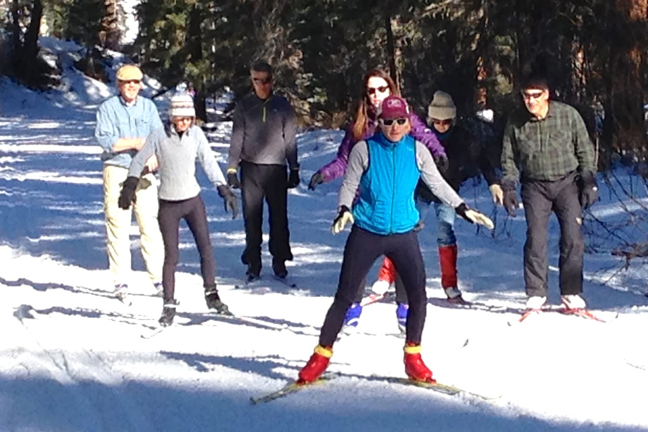 Pagosa Springs Nordic Cross Country Skiers