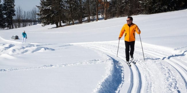 Pagosa Springs Nordic Cross Country Skiing