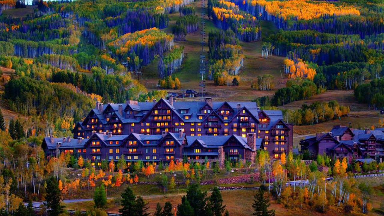 Ritz-Carlton Bachelor Gulch Avon Colorado
