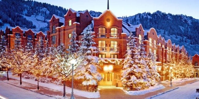 St Regis Aspen Resort Colorado