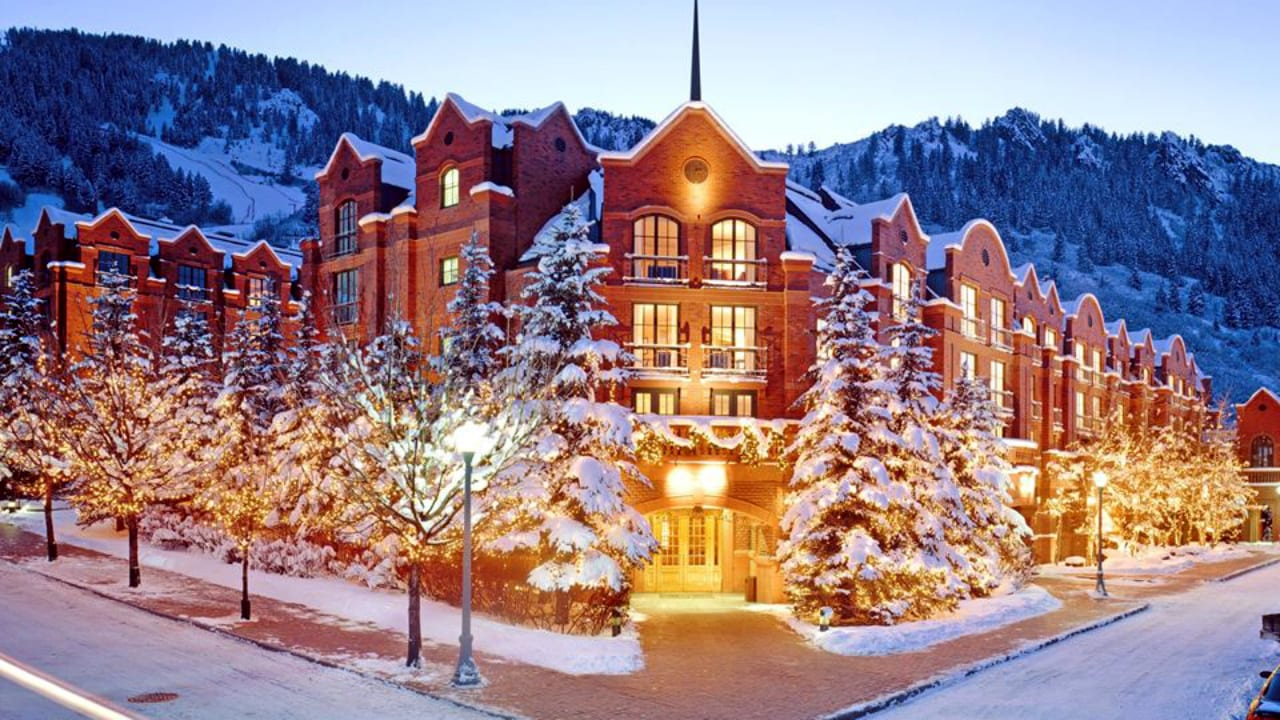 St Regis Aspen Resort Colorado