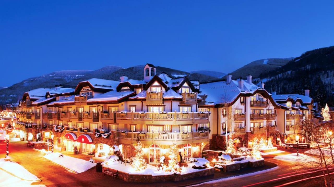 Sonnenalp Hotel Vail Colorado