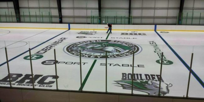 Sport Stable Ice Rink Superior Colorado