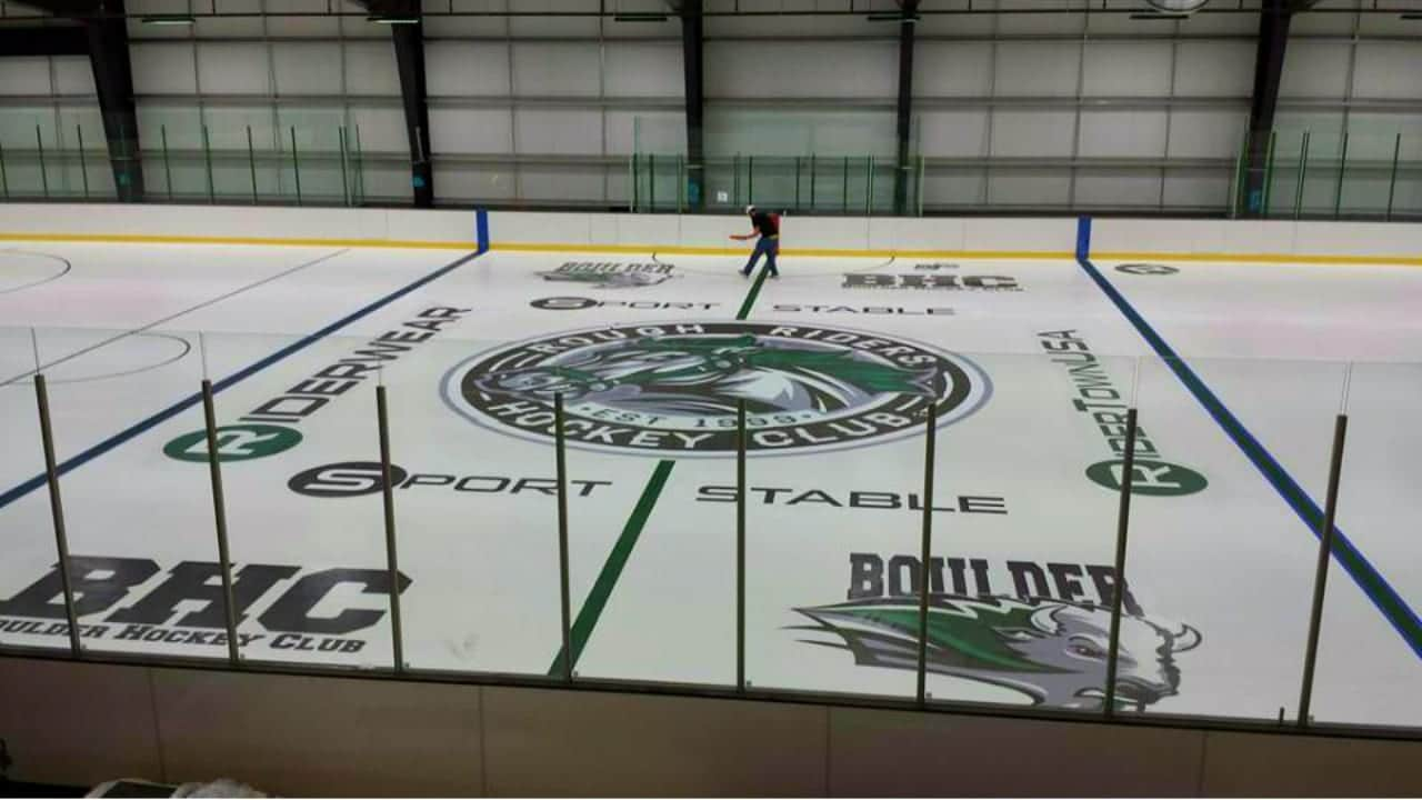 Sport Stable Ice Rink Superior Colorado