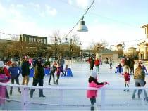 Ice Rink at Promenade Shops at Centerra Loveland