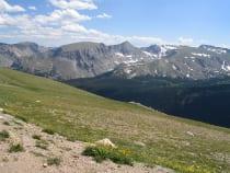 Trail Ridge Road Scenic Byway
