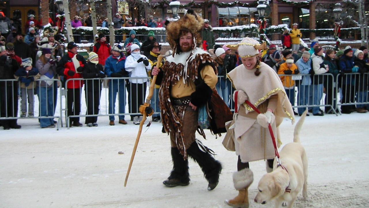 Ullr Fest Parade Breckenridge Colorado