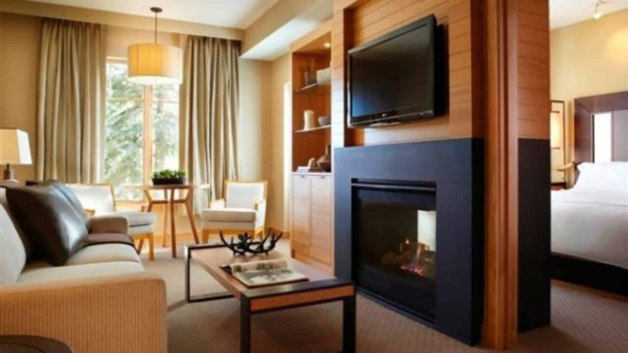 Viceroy Snowmass Colorado Hotel Suite