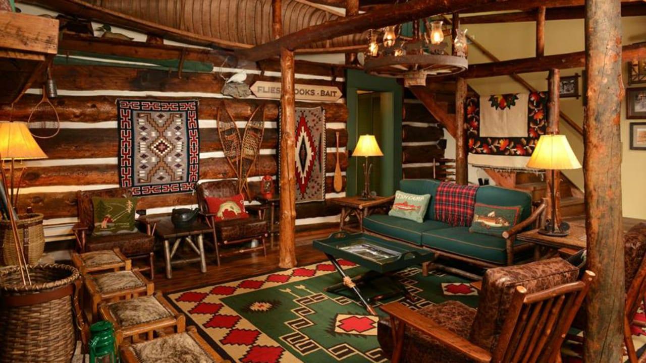 Broadmoor Hotel Fishcamp Colorado Springs