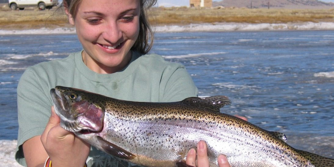 Catch a Trophy at these 2020 Ice Fishing Tournaments in Colorado