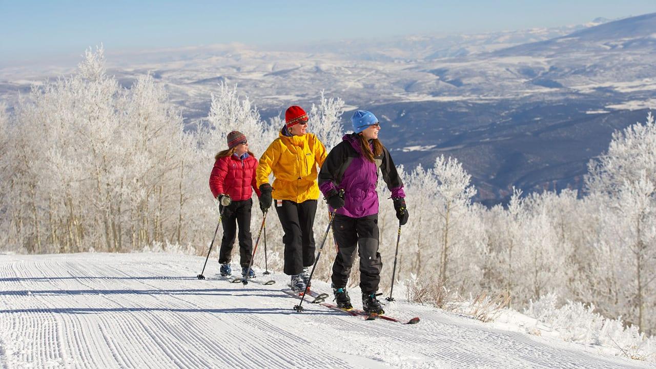 Cross Country Skiing Glenwood Springs Colorado