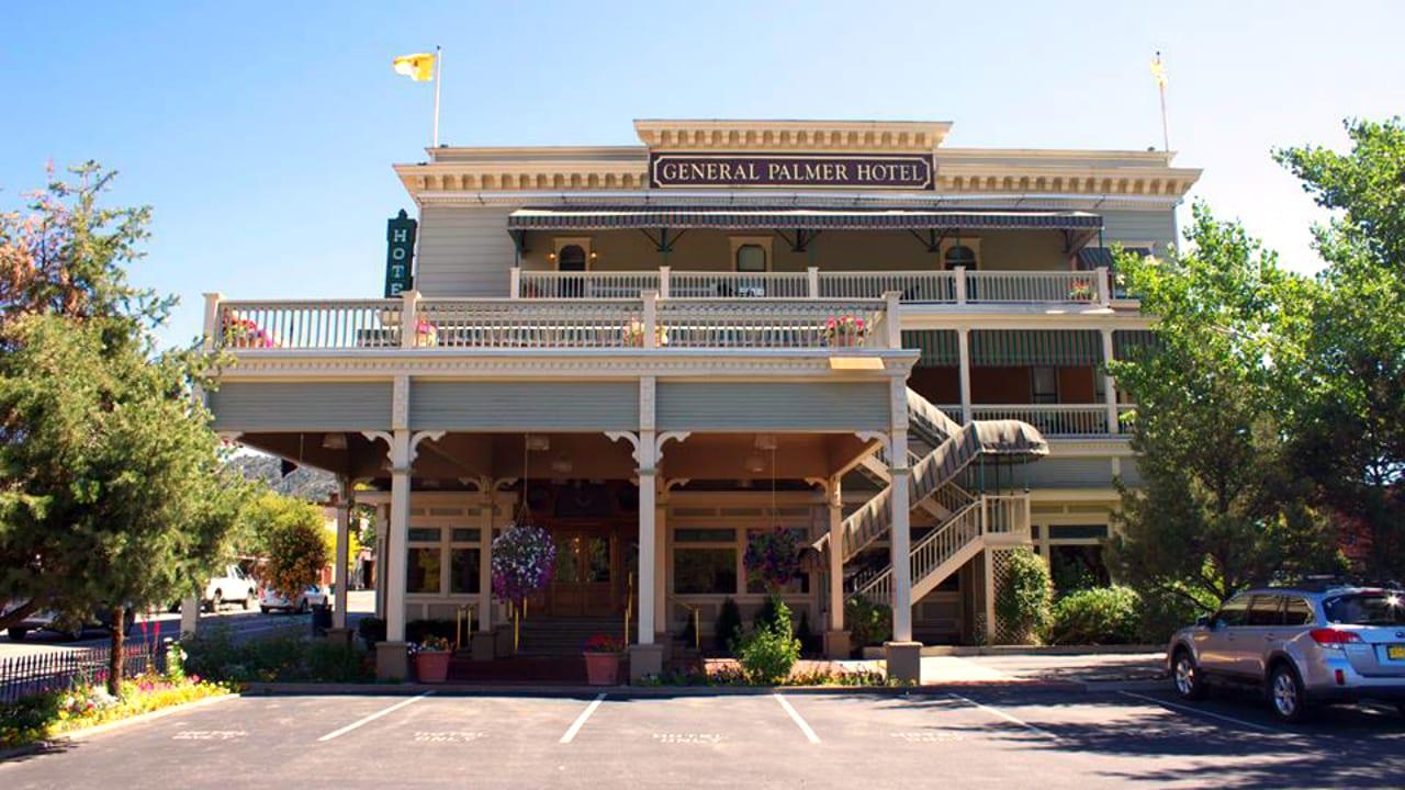 General Palmer Hotel Durango