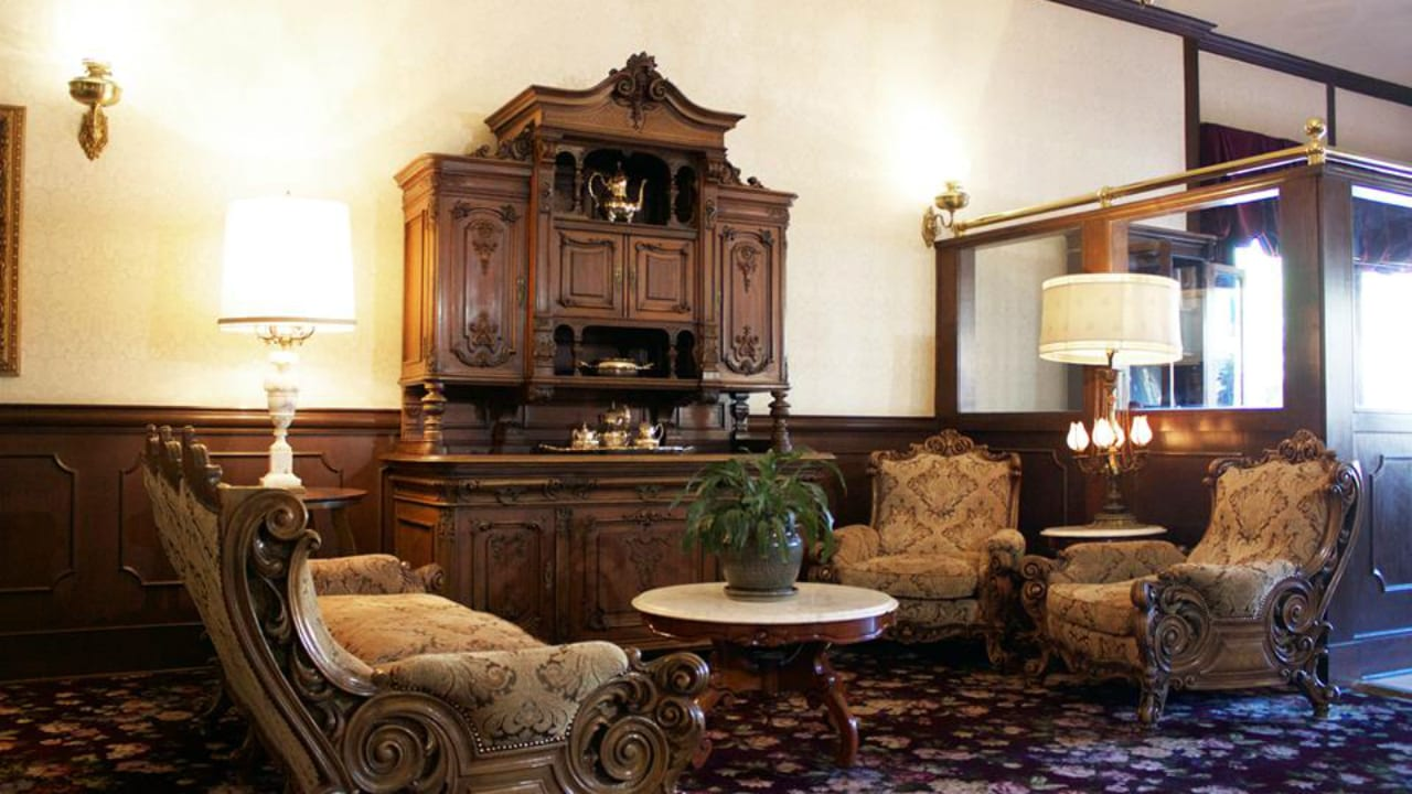 General Palmer Hotel Durango Lounge