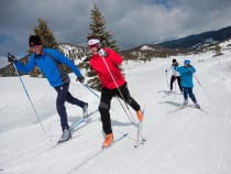Gold Run Nordic Center Breckenridge