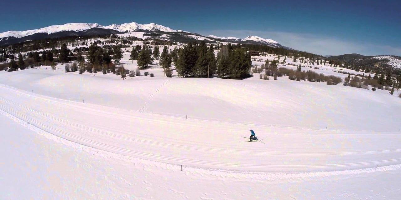 Gold Run Nordic Cross Country Skiing Breckenridge Colorado