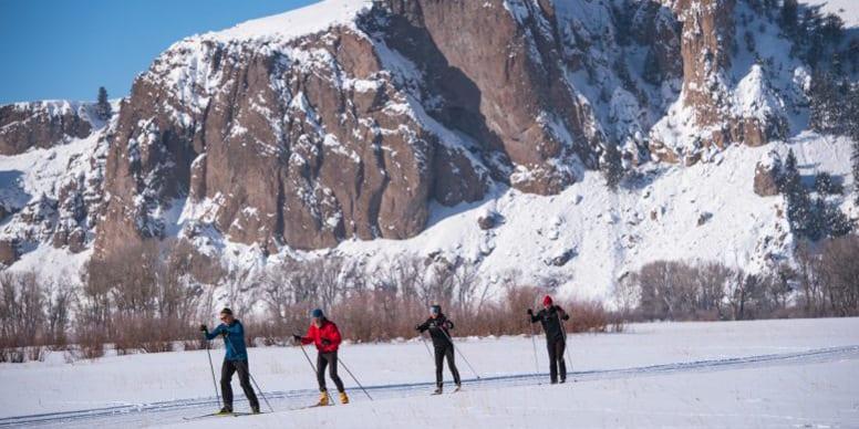 Gunnison Nordic Club Cross Country Skiing