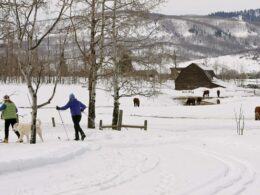 Home Ranch Cross Country Skiers Kremmling