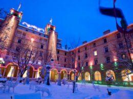 Hotel Colorado Glenwood Springs