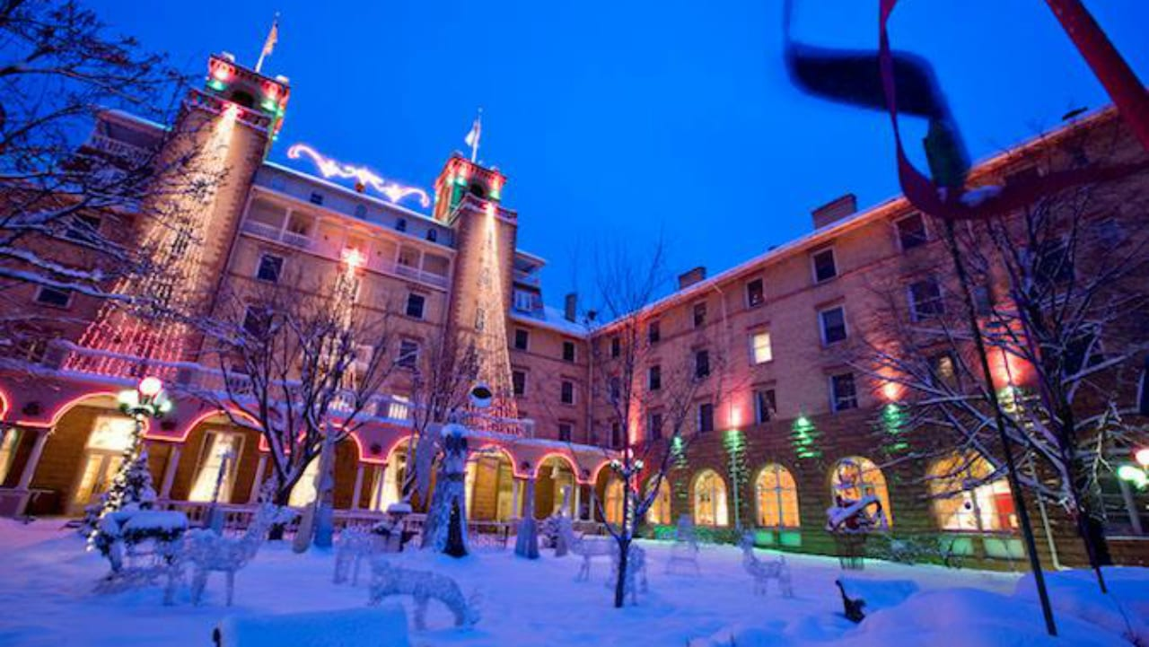 Hotel Colorado Glenwood Springs