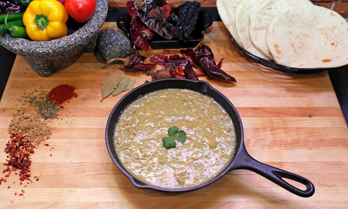 La Loma Mexican Restaurant Green Chili Denver