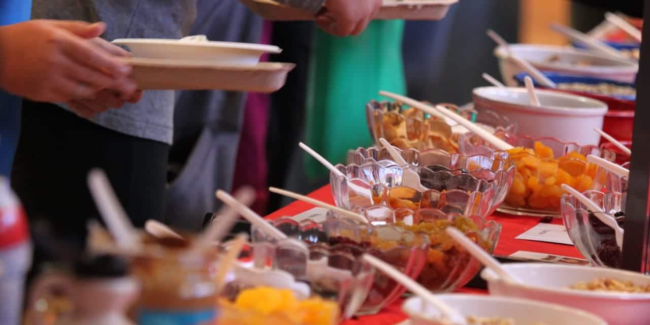 Lafayette Oatmeal Festival Breakfast